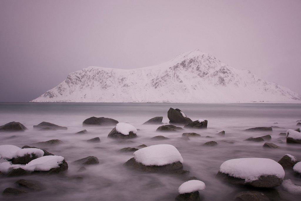 Mystische Winterstimmung